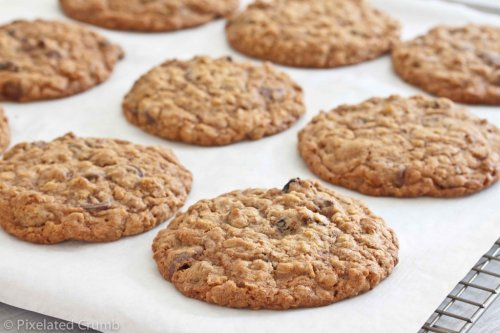 Galletas de avena thermomix